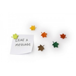 Magnety LEAF A MESSAGE QUALY